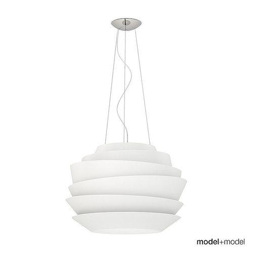 Foscarini Le Soleil suspension lamp 3D model | CGTrader