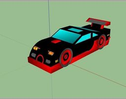 bugatti veyron supersports 3D model