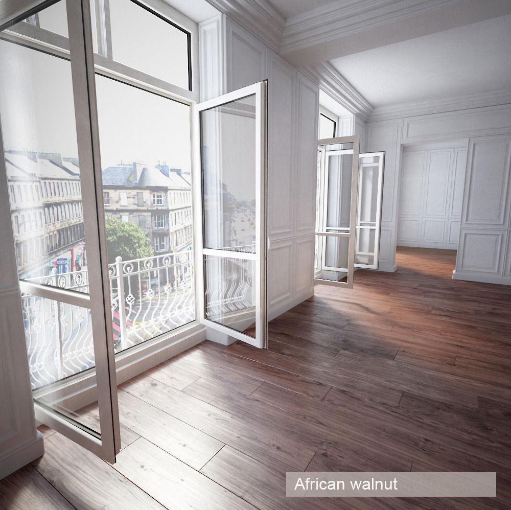 Wooden Floor 26 3d Model Max