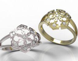 ring  81 3d print model