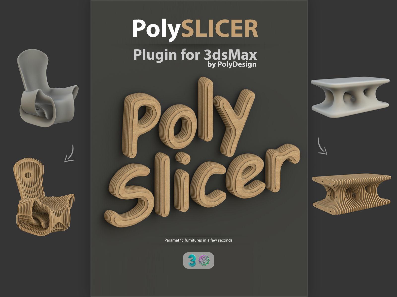 PolySlicer for 3dsMax