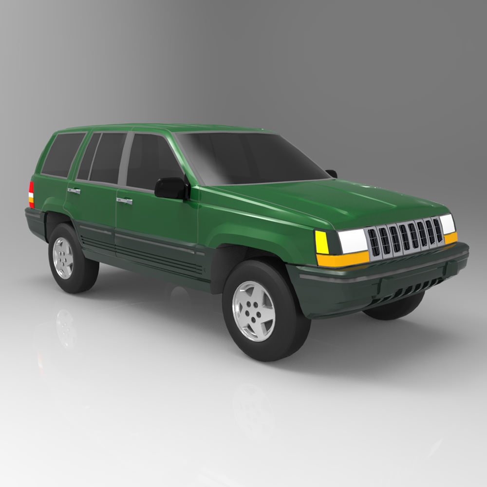 Jeep Grand Cherokee 94 Repair Manuals