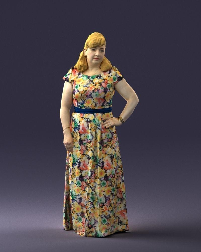Flower dress 0623