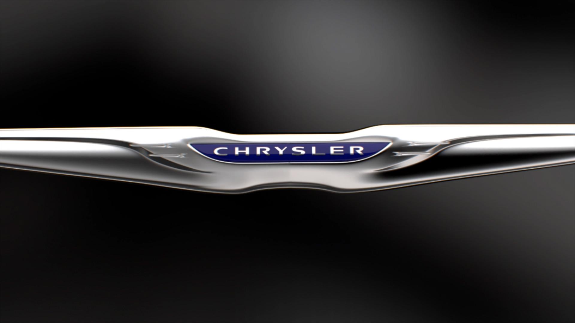 Chrysler Logo 3d Models Cgtrader Com