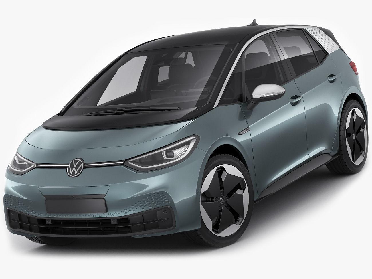 VW ID3 2020