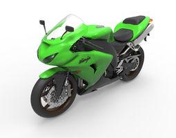 3D Kawasakininjazx