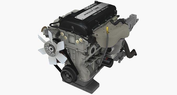 Nissan SR20DET Black Top engine