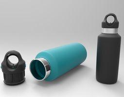 3D asset bottle