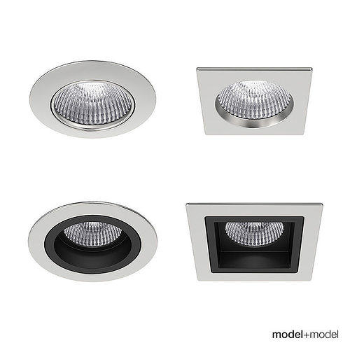3d model recessed spotlights cgtrader recessed spotlights 3d model aloadofball Gallery