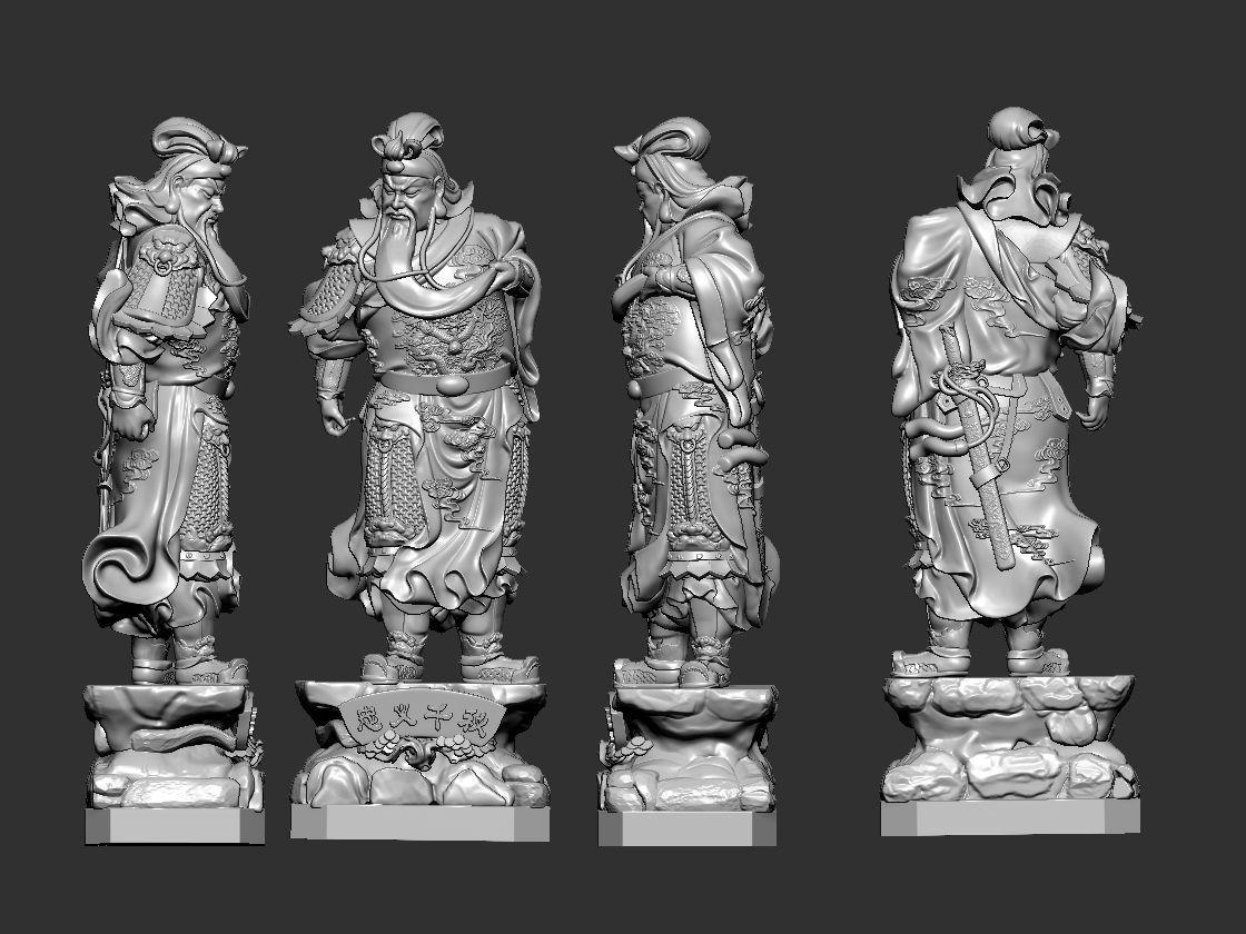 Guan Yu 002