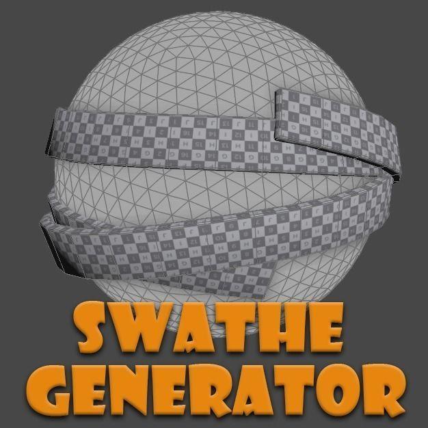 Swathe generator