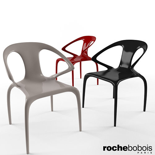 Delicieux ... Roche Bobois Ava Chair 3d Model Max 6
