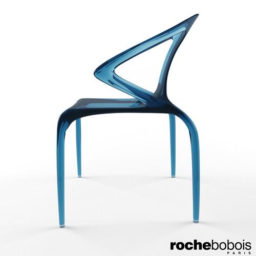 Roche bobois ava chair 3d model max - Chaise ava roche bobois ...