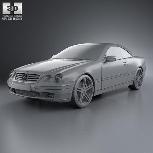 mercedes-benz cl-class w215 2006