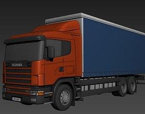 Scania R Series 3D model