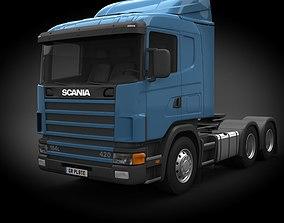 3D model Scania R 420