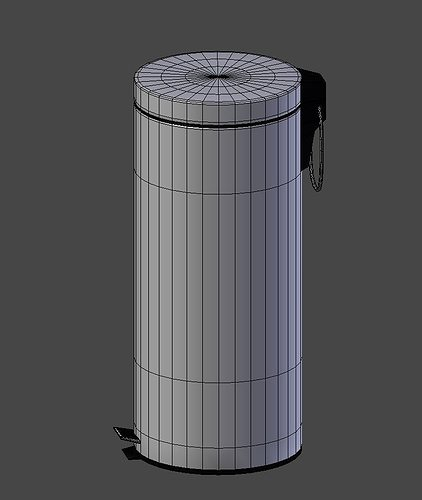 pedal bin collection 3d model obj 3ds fbx dae Endometriosis Symptoms Improved By Reducing Use Of Chemicals In Household Cleaners