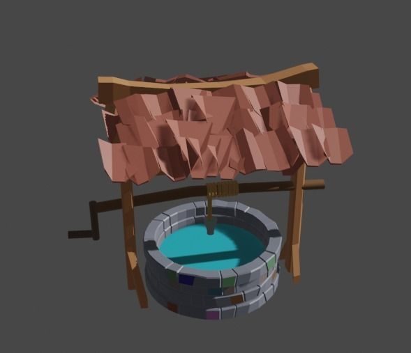 Medieval Well