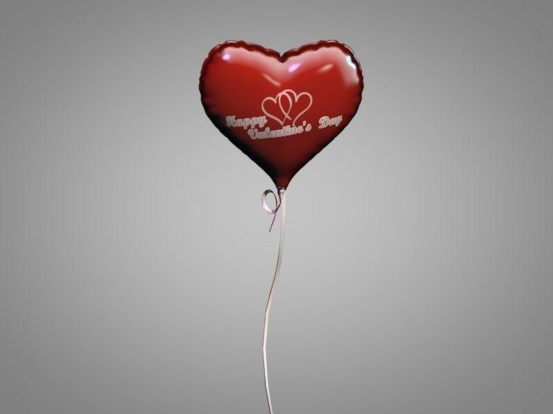 Saint Valentine Day Balloon