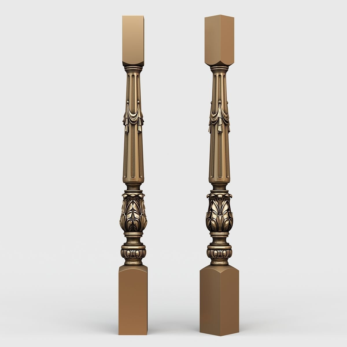 Classic baluster