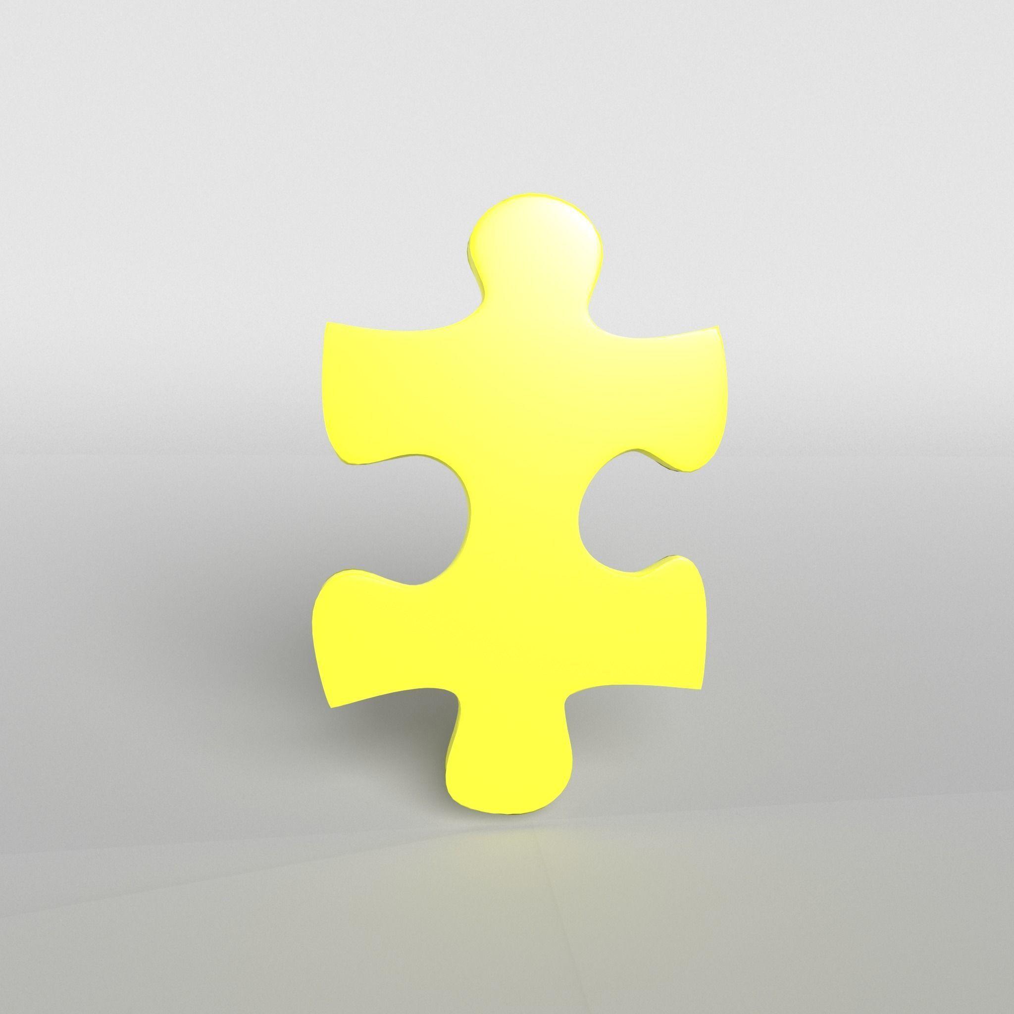 Jigsaw Symbol v1 004