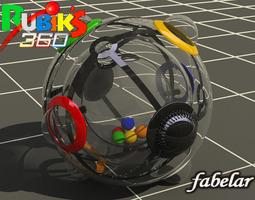 Rubik 360 3D Model