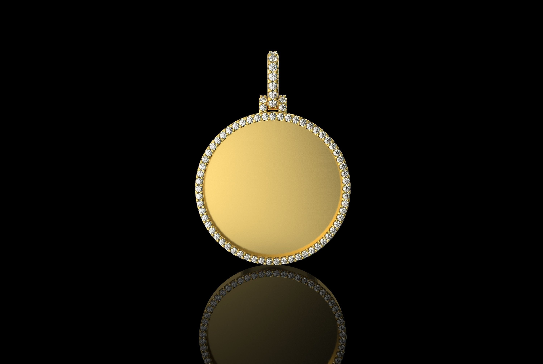 Gold N734