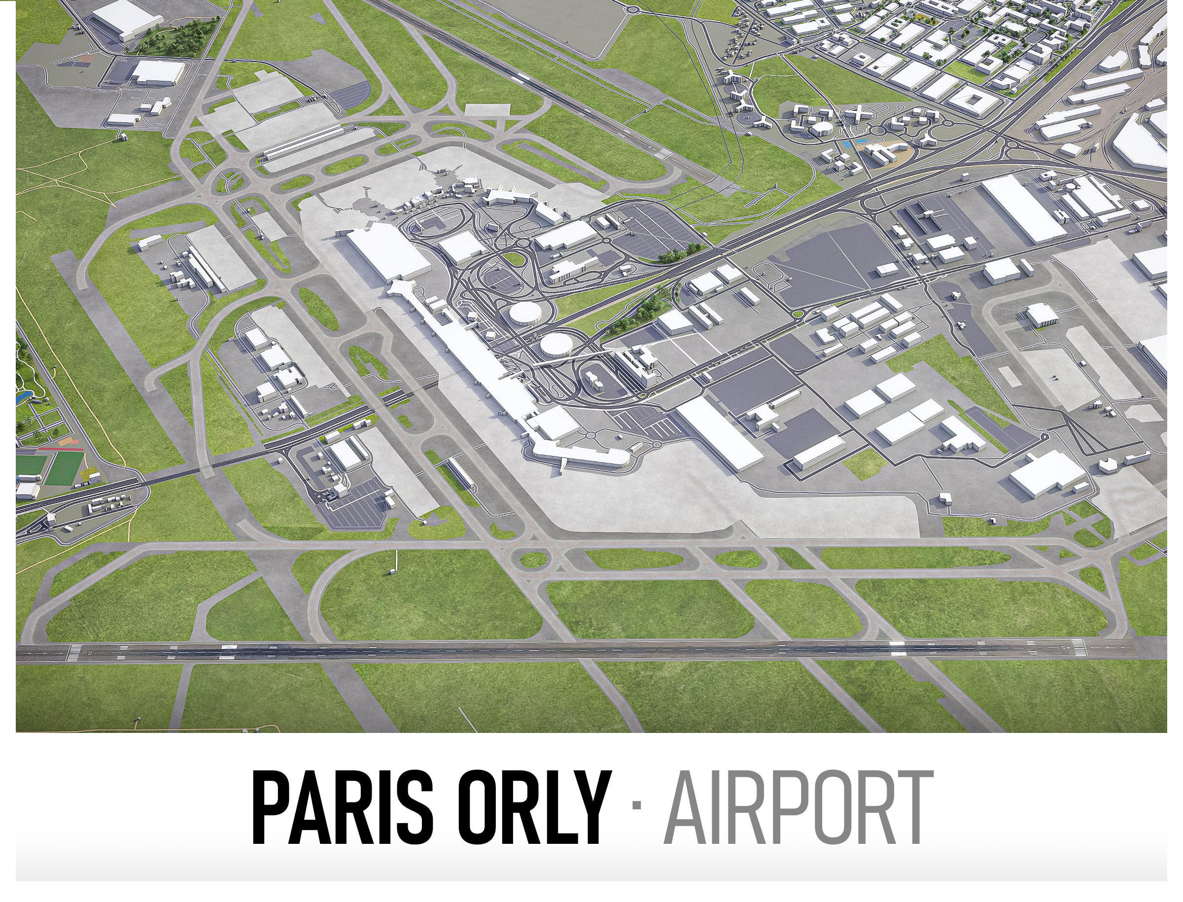 Paris Orly Airport - ORY
