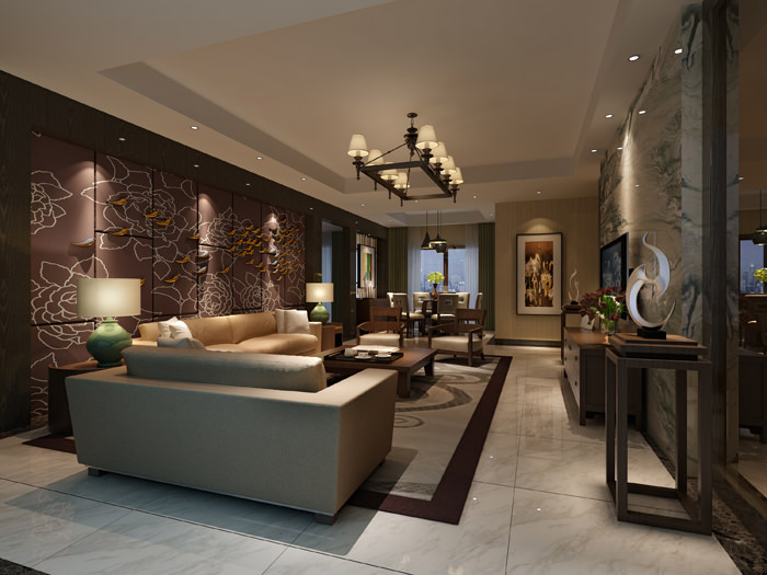 collection gorgeous living rooms collection 12 3d models 3d model