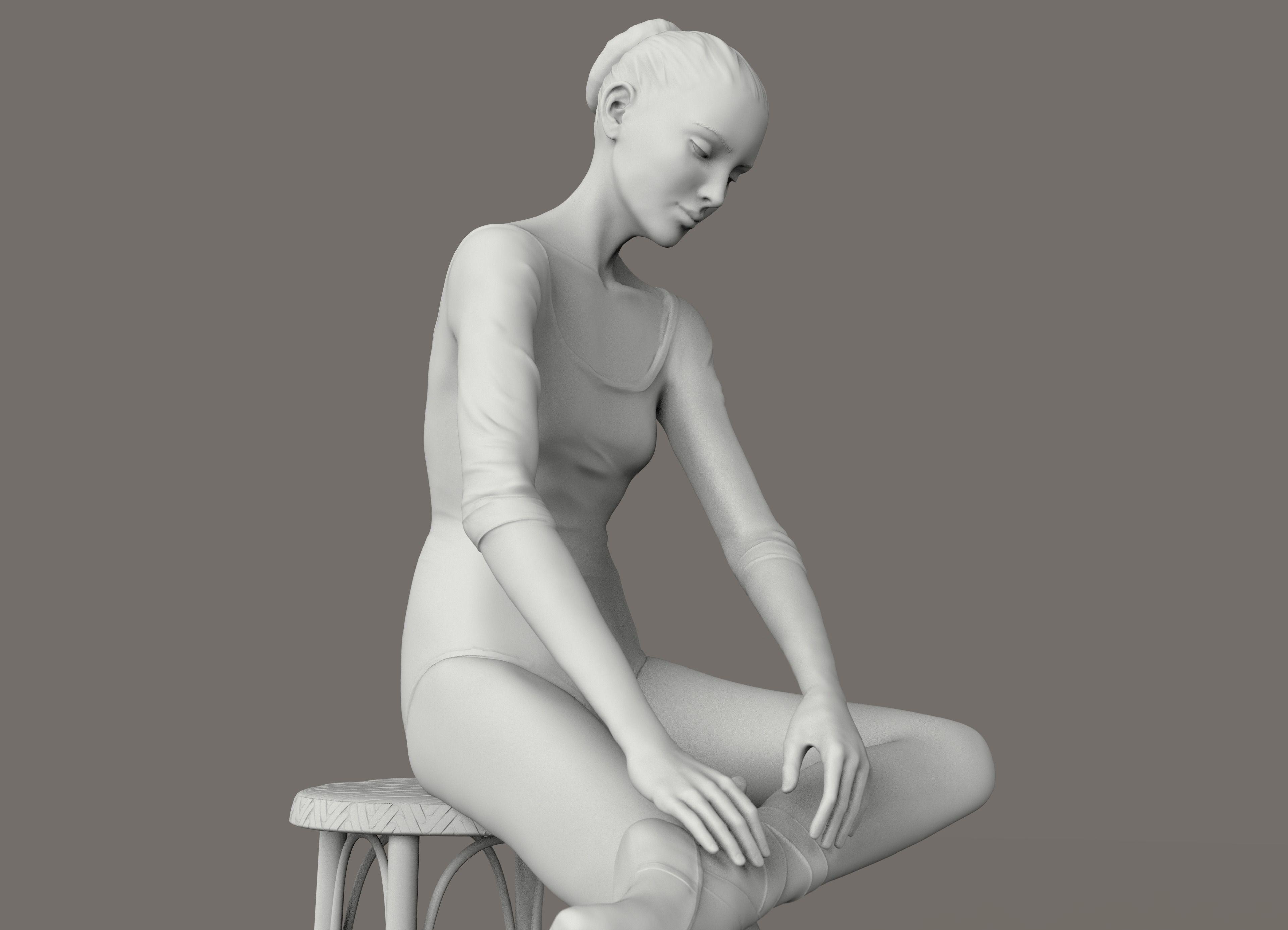 Ballerina Sculpt