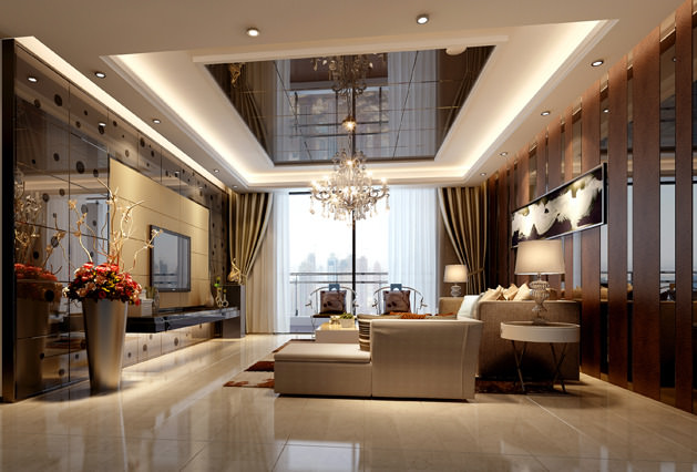 collection gorgeous living rooms collection 10 3d models 3d model max