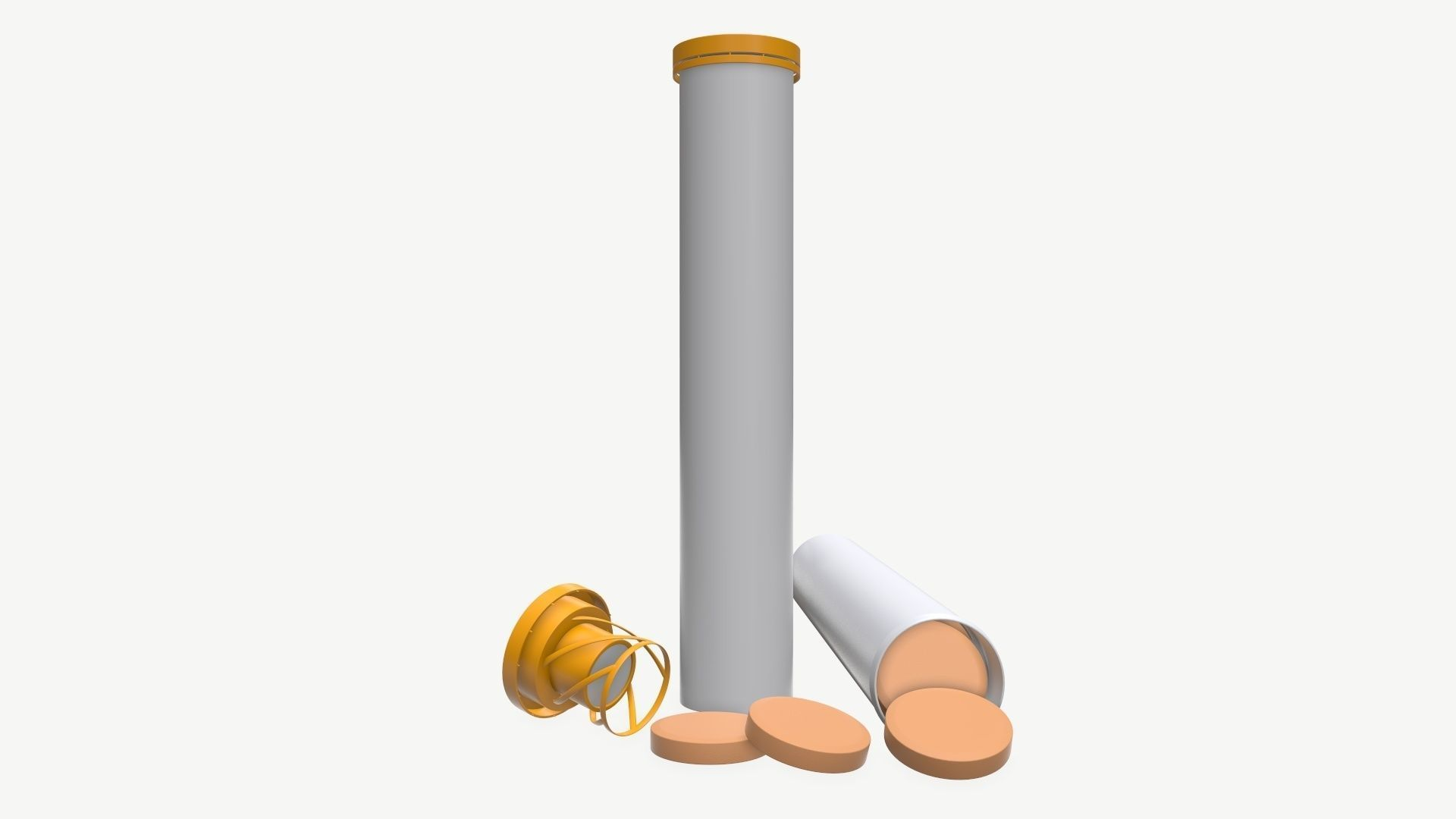 Vitamin tube