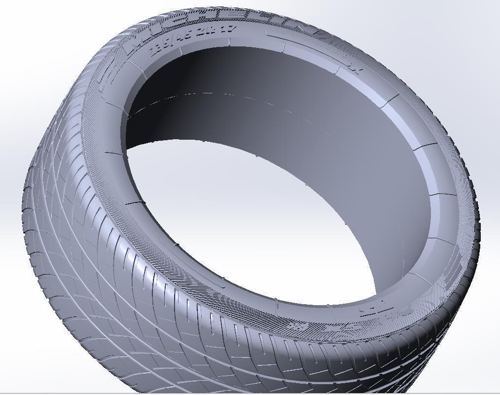 Michelin F1 tires