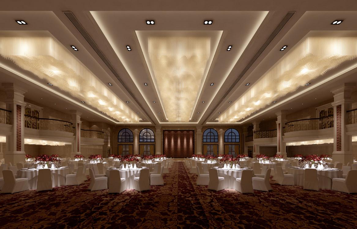 Banquet hall reception area download 3d house -  Banquet Halls Collection 10 3d Models 3d Model Max 14
