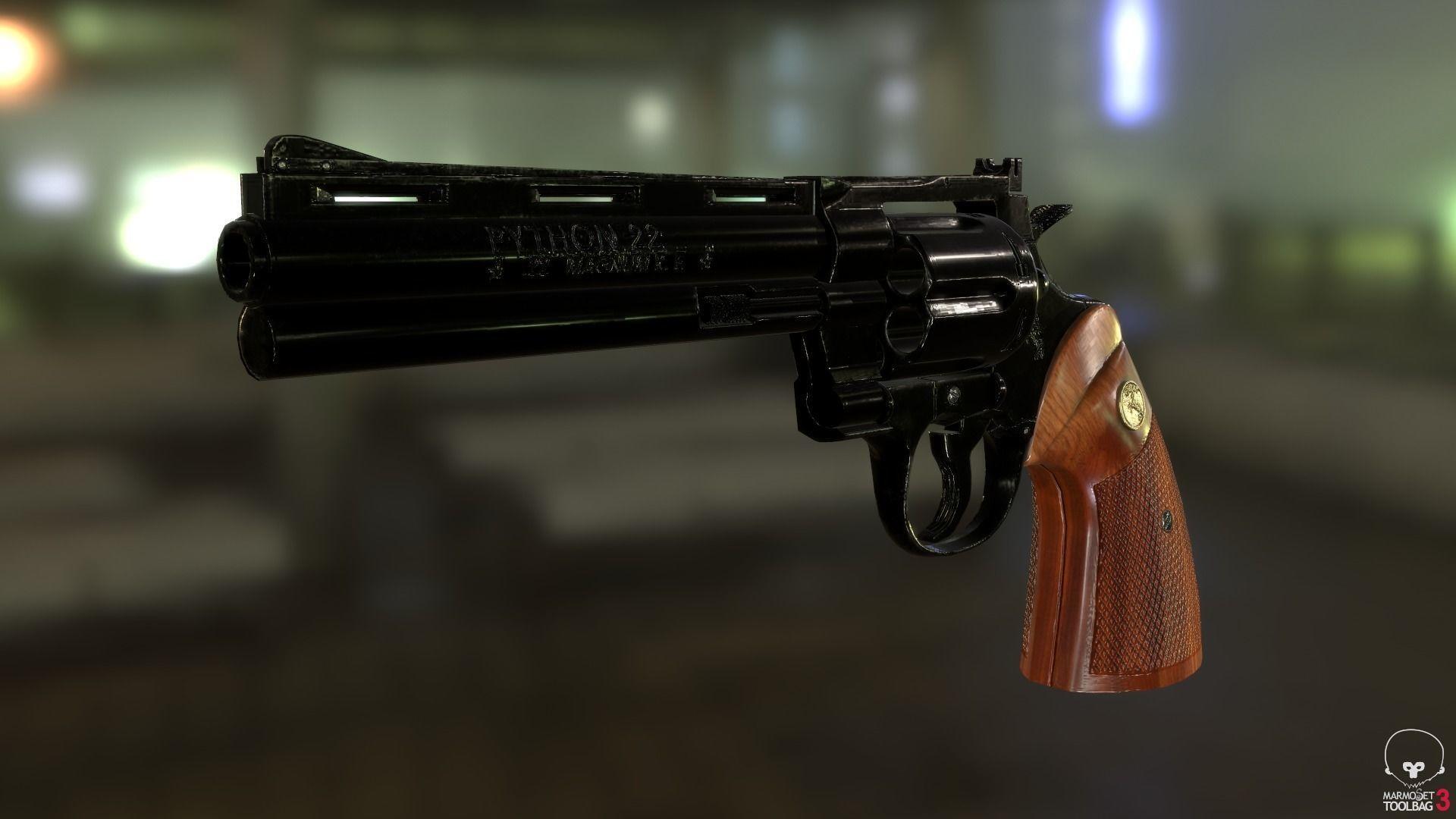 Magnum Colt Python 357