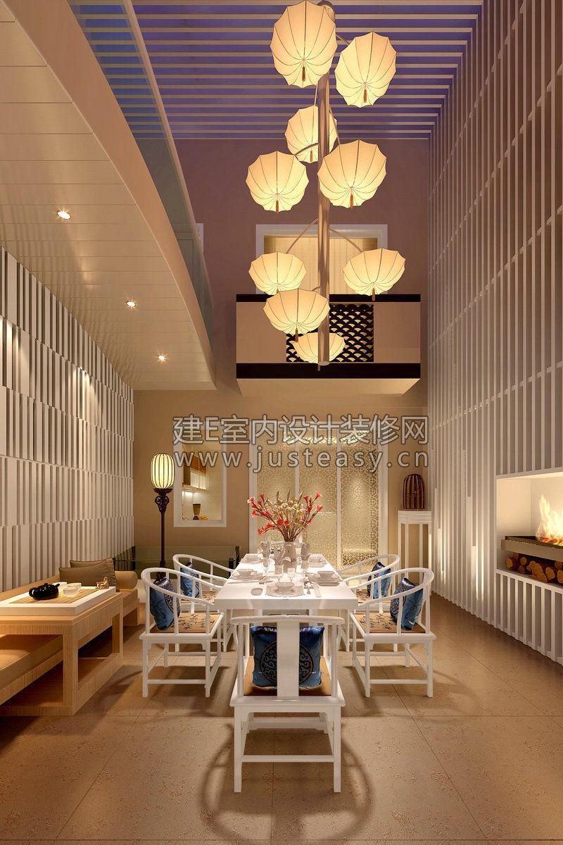 Luxury living room kitchen bathroom entran... 3D Model ...