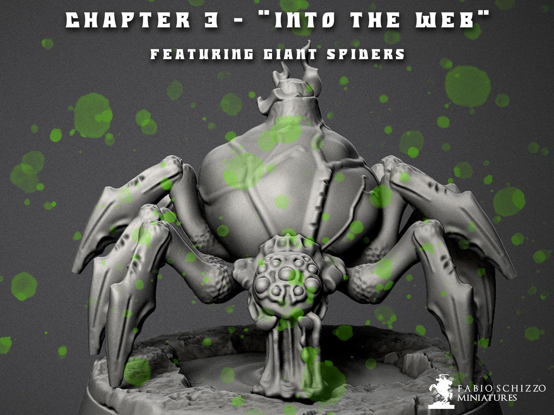 Rotten Spider