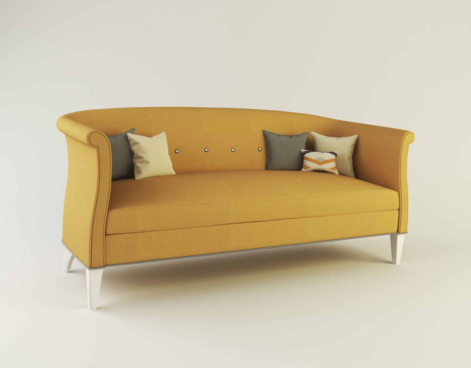 Albert Sofa From Albert Sack Collection By Hickory Chair Furn.