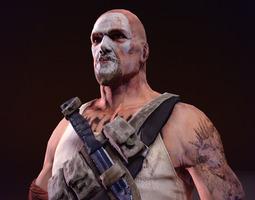 Mercenary 5 3D Model