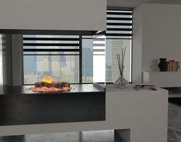 AS Modern Interior Vol 1 3D model