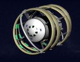 3d starship pegasus
