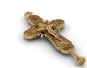 Krest-cross 3D printable model religion