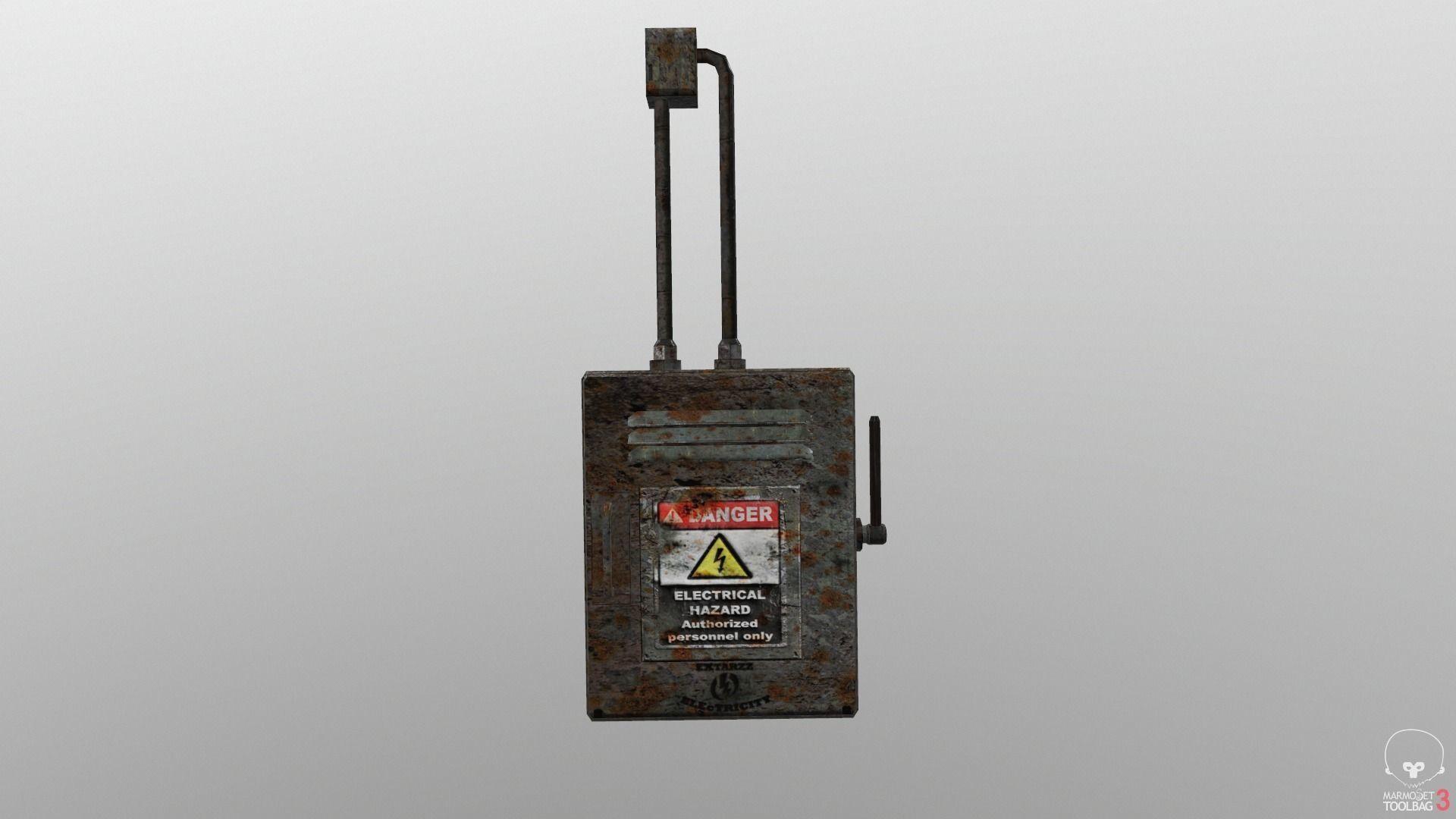 Old Metal Fuse Box - Wiring Diagram Schemas