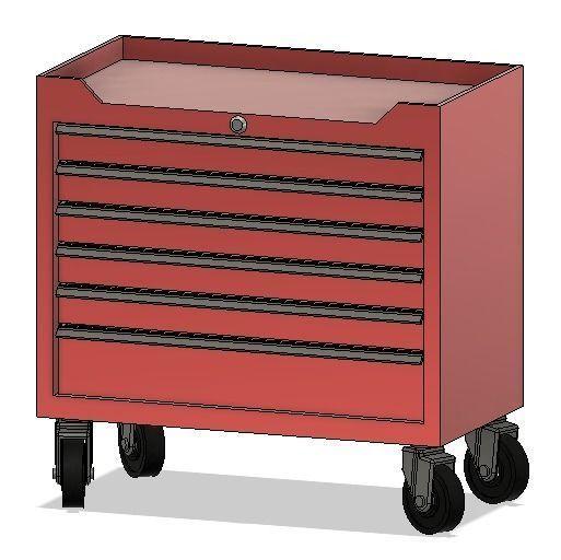 Garage tool box S