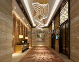 Elevator Club Hotel Customer Conference Room Entertainment Shopping Retail  239 3D Model