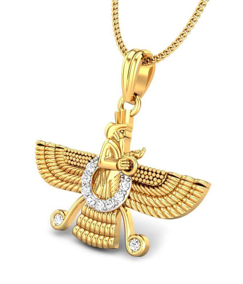 Jewelry Diamond Pendant
