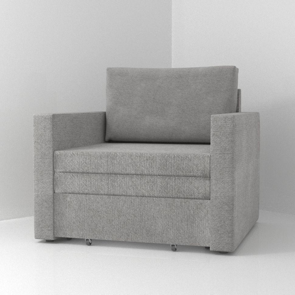 Vattviken armchair-bed IKEA 3D model 3DS