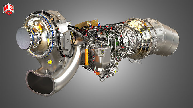 Europrop International - TP400-D6 Turboprop Engine