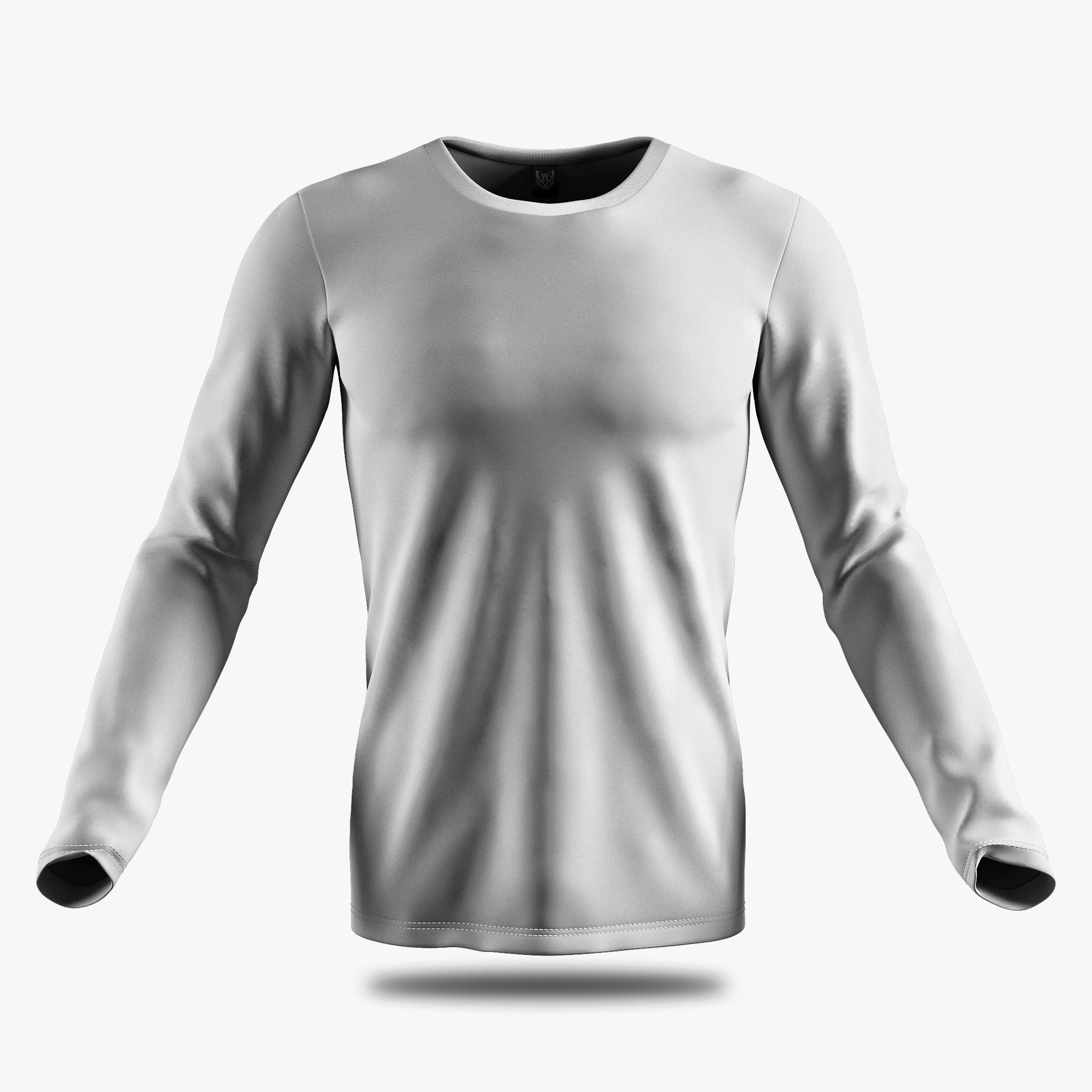 long sleeve shirt w