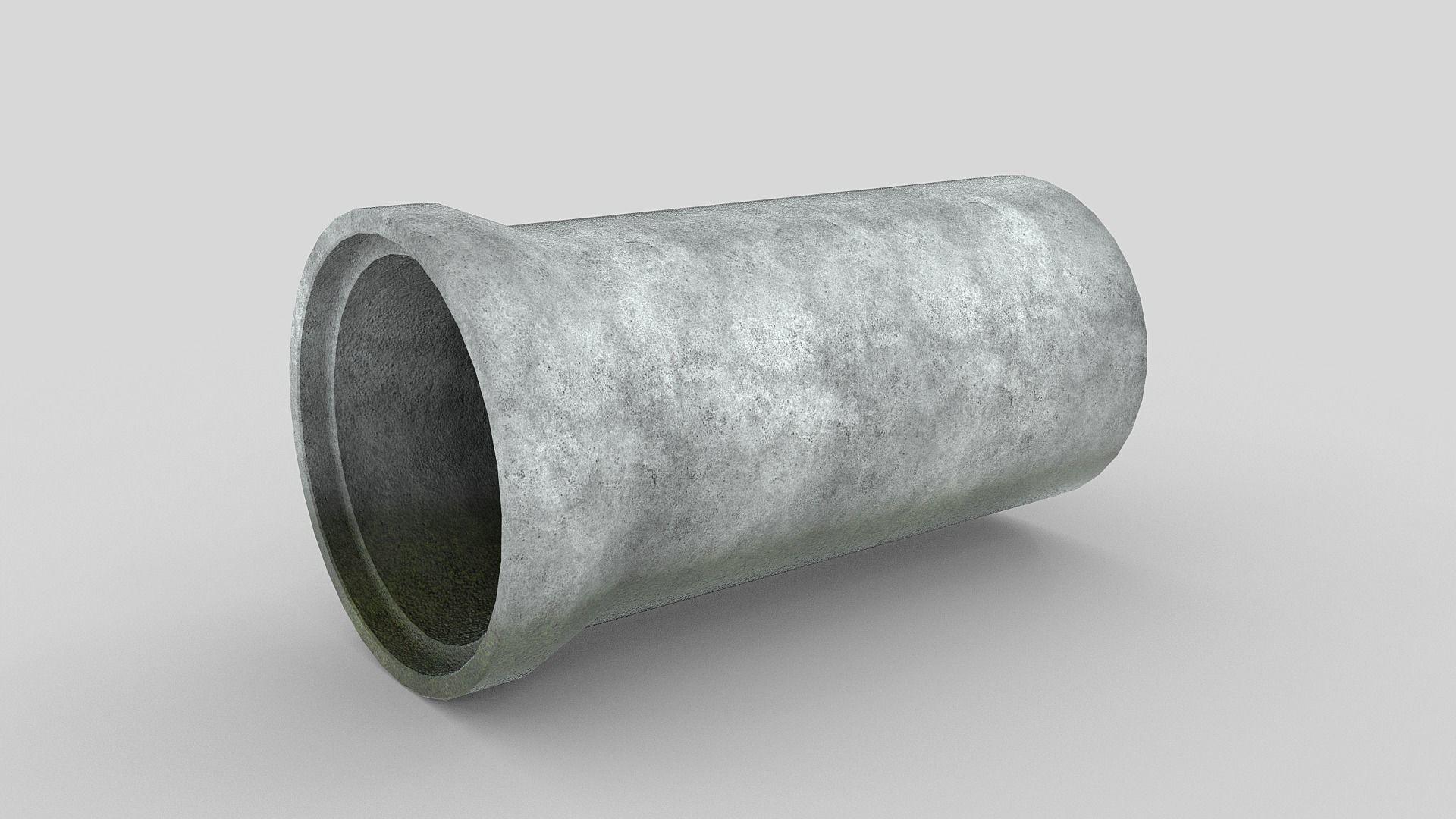 Concrete Drainage Tube